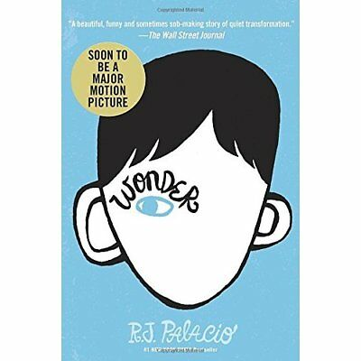 Wonder - Hardcover NEW R. J. Palacio 2012-02-14