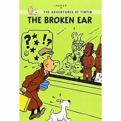 The Broken Ear - Paperback NEW Herge 2011-10-24