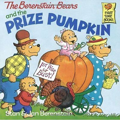 Berenstain Bears and the Prize Pumpkin (Berenstain Bear - Paperback NEW Berensta