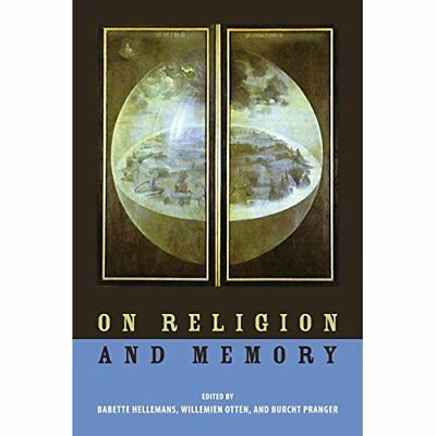 On Religion and Memory - Paperback NEW Hellemans, Babe 2013-06-18