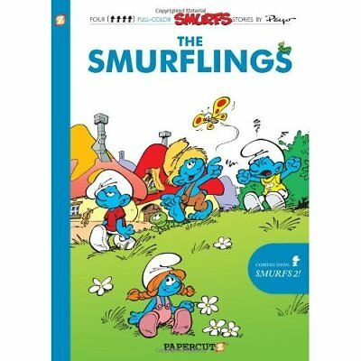 Smurfs 15: The Smurflings, The - Paperback NEW Peyo 2013-06-06