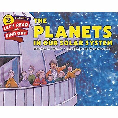 The Planets in Our Solar System (Let's-Read-and-Find-Ou - Paperback NEW Franklyn