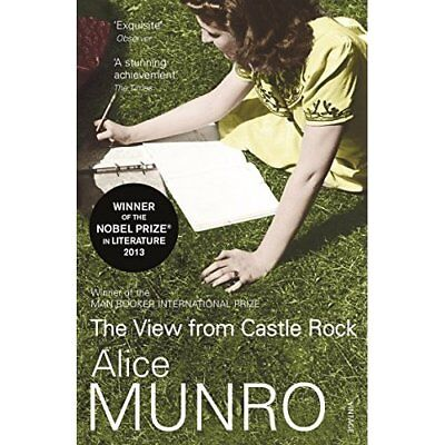 The View from Castle Rock - Paperback NEW Munro, Alice 2007-09-06