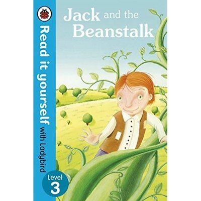 Jack and the Beanstalk - Read it yourself with Ladybird - Hardcover NEW Ladybird