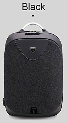 NEW ARCTIC HUNTER Business Water-Resistant Computer Backpack  USB Charging port