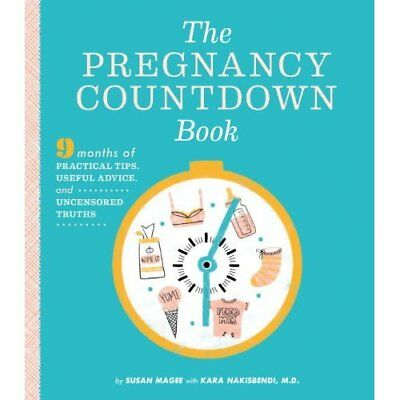 The Pregnancy Countdown Book: Nine Months of Practical  - Paperback NEW Magee, S