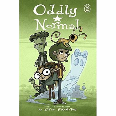 Oddly Normal Book 2 (Oddly Normal Tp) - Paperback NEW Otis Frampton ( 2015-11-05