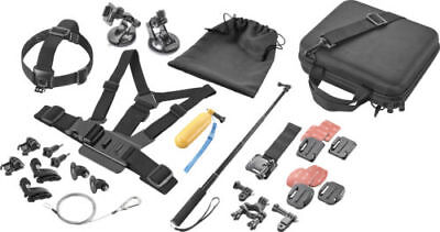 USED Dynex- Advanced Accessory Kit for GoPro Action Camera DX-DGPK02