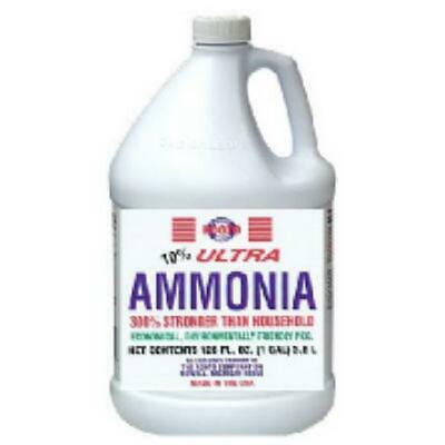 Rooto 2010 Ultra Clear Ammonia - Gallon Pack Of 6