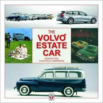Volvo Estate Car The, Hollebone, Ashley, 9781787110755