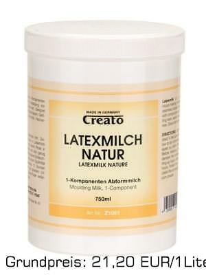 Latexmilch natur, 750ml