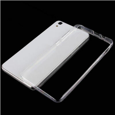 Ultra Thin Slim Clear Soft Silicone TPU Case Cover For Lenovo K3 K6 K8 A6000 P2