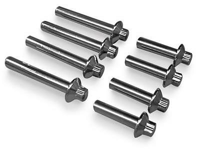 Colony 12-Point Head Bolt Kit Chrome #2011-8 Harley Davidson