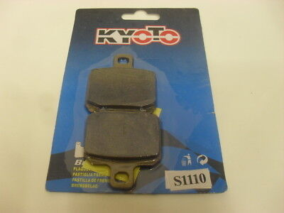 Suzuki UH 125 K2 Burgman 2002 ( CC) - Brake Disc Pads Rear Kyoto
