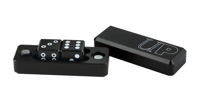 Gravity Dice Set 2 (D6) Black - Ultra Pro W6