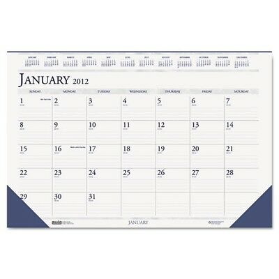 House of Doolittle Compact 2 Color Desk Pad (product is for the current year)