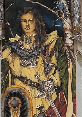 Thomas Canty - Komplettes FPG Fantasy Art Trading Card Set 1996
