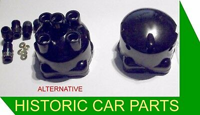 STANDARD 8 8hp 1009cc 1946-48 ~ DISTRIBUTOR CAP for Lucas Distributors 40053A/BD