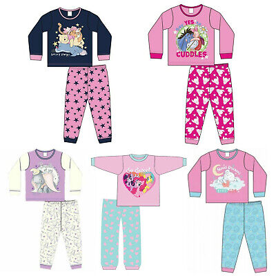 NEW Girls Baby Toddler Disney Minnie Mouse Paw Patrol Pyjamas 6 Months - 2 Years