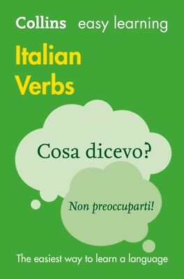 Easy Learning Italian Verbs (Collins Easy Learning Italian) (Pape...