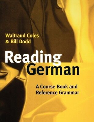 Reading German: A Course Book and Reference Grammar (Paperback), ...