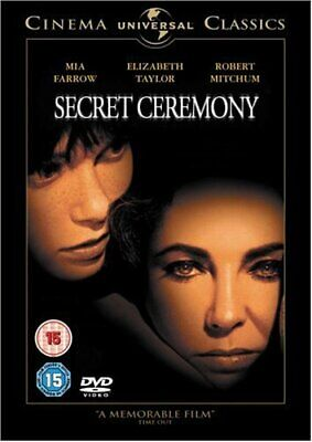 Secret Ceremony [DVD] (1968) - DVD  2OVG The Cheap Fast Free Post