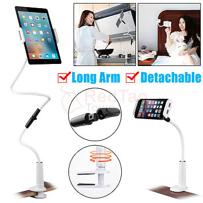Universal Flexible Long Arm Desktop Bed Lazy Mount Holder Stand for Tablet Phone