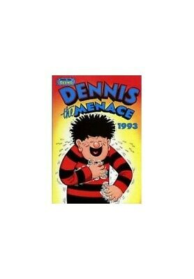Dennis the Menace 1993 (Annual) Hardback Book The Cheap Fast Free Post