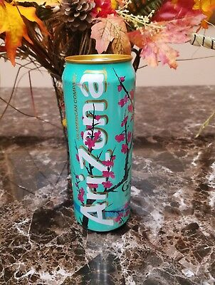 Arizona Green Tea Stash Can  Secret Hidden Security Safe /Jewelry/Cash ect...