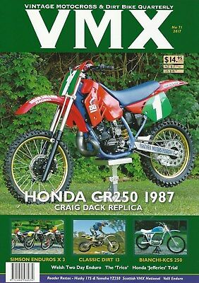 VMX No.71 (NEW COPY) *Post included to UK/Europe/USA/Canada