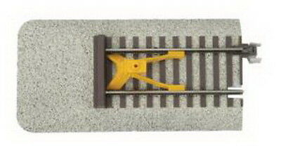 """MTH 35-1021 S 5"""" Bumper End-of-Track Bumper With Operating Warning Light - S-Tra"""