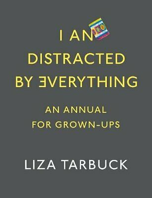 I An Distracted by Everything by Tarbuck, Liza Book The Cheap Fast Free Post