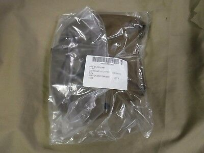 USGI 200 Round MOLLE SAW Machine Gunners Pouch USMC Coyote Brown New in Bag