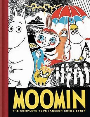 Moomin: The Complete Tove Jansson Comic Strip - Book One: 1 (Hard...