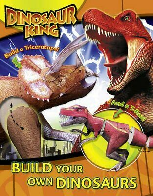 Build Your Own Dinosaur Habitat By Scholastic 1599 Picclick