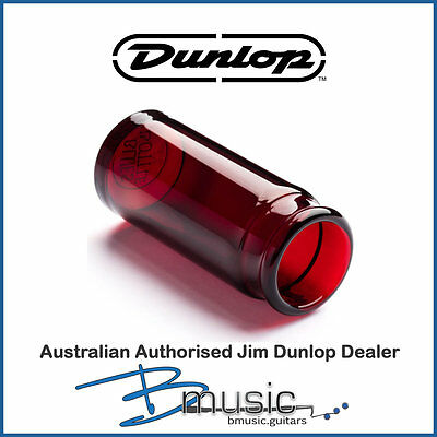 Jim Dunlop Blues Bottle® Slide - Large - Red - Regular Wall Thickness