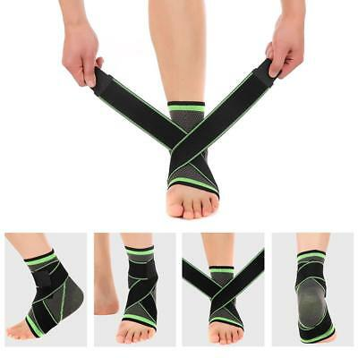Foot Drop Orthosis Brace Ankle Support Plantar Ankle Achilles Strap Reliable AU