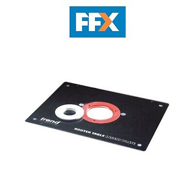 Trend rtiplate router table insert plate 4709 picclick uk trend rtiplate router table insert plate greentooth Gallery
