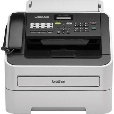 Brother IntelliFax-2840 High-Speed Laser Fax Machine #FAX2840