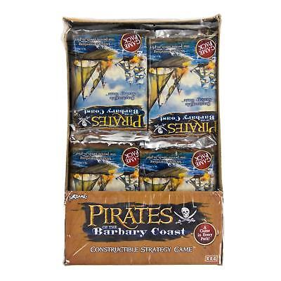 WizKids Pirates of the Barbary Coast Booster Box NEW SEALED