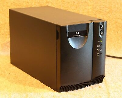 HP T 750 VA Tower UPS with USB - new batteries installed - 12 Month Warranty