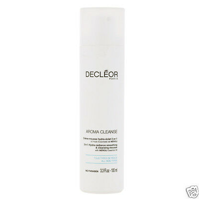 Decléor Aroma Cleanse Smoothing & Cleansing Mousse 100 ml