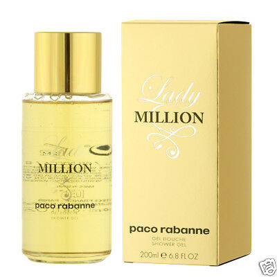 Paco Rabanne Lady Million Duschgel 200 ml (woman)