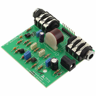 DUNLOP CRYBABY WAH replacement circuit board ECB 25H fasel inductor