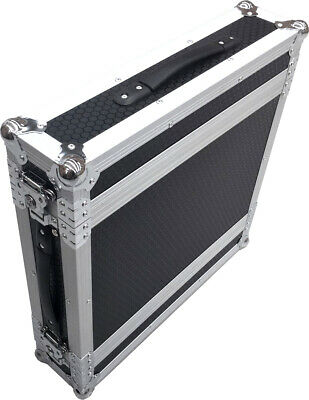 "CaseToGo 2RU 19"" effects rack case flightcase - 350mm sleeve depth"