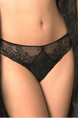 54353bf778 LISE CHARMEL CARESSE Fougere Thong Size XS RN 139130 Retails $130 ...