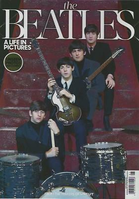 THE BEATLES - A Life In Pictures From Uncut (NEW)-*Post included to Europe/USA
