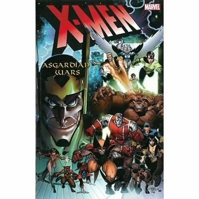 X-Men: Asgardian Wars (X-Men (Marvel Paperback)) - Paperback NEW Chris Claremont