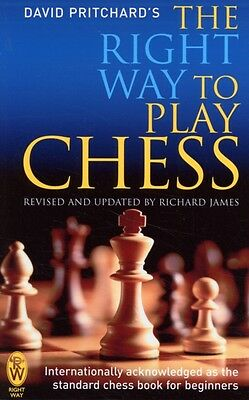 The Right Way to Play Chess (Paperback), Pritchard, David, 978071...