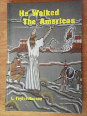 He Walked the Americas by L. Taylor Hansen Case Lot of 22 books Brand New